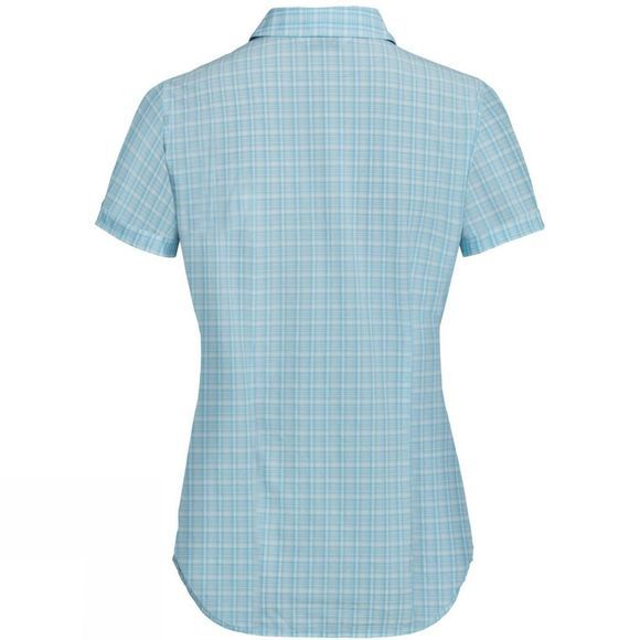 Vaude Women's Seiland Shirt II Crystal Blue