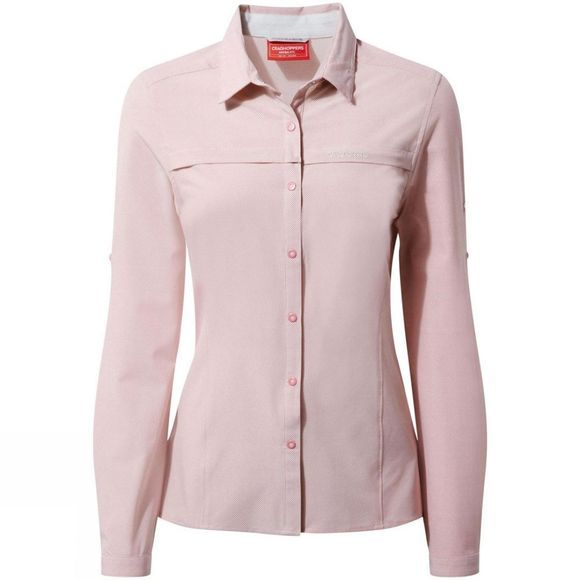 Womens NosiLife Pro Long Sleeve Shirt
