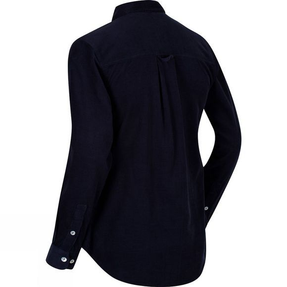 Regatta Womens Maliyah Long Sleeve Shirt Navy