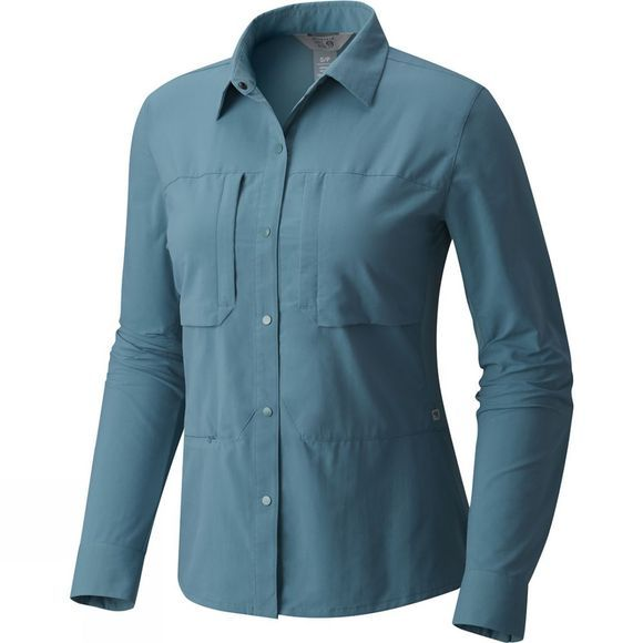 Womens Canyon Pro Long Sleeve Shirt