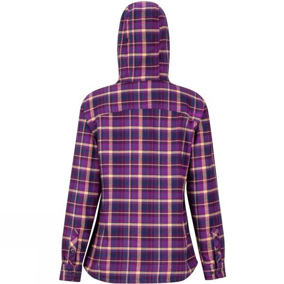 Womens Shelley Midweight Flannel LS Shirt