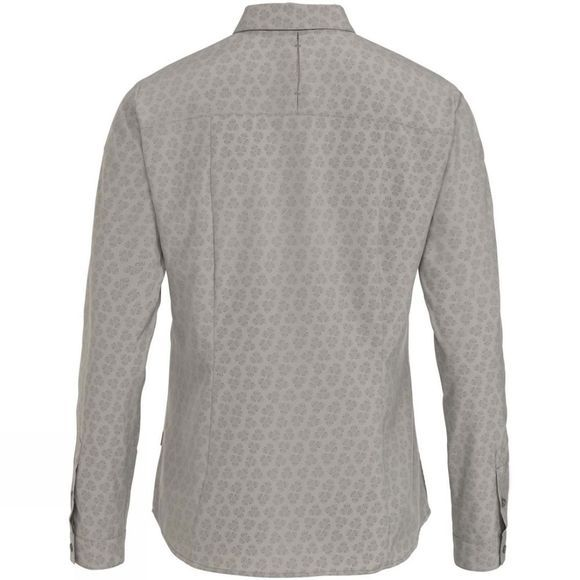Vaude Womens Rosemoor LS Shirt Dove