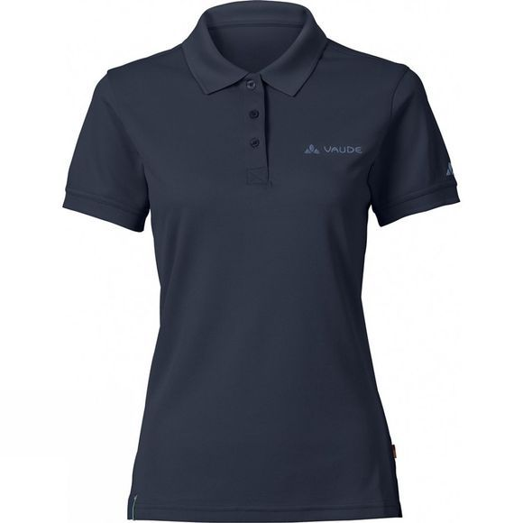 Vaude Womens Marwick Polo Shirt II Eclipse