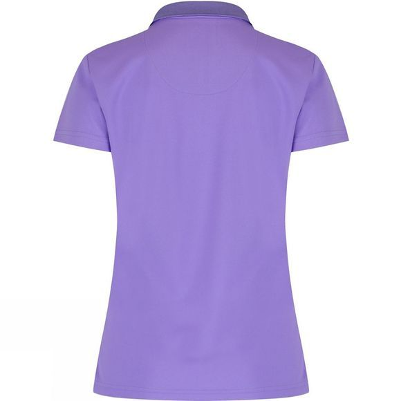 Regatta Womens Maverik III Polo Paisley Purple
