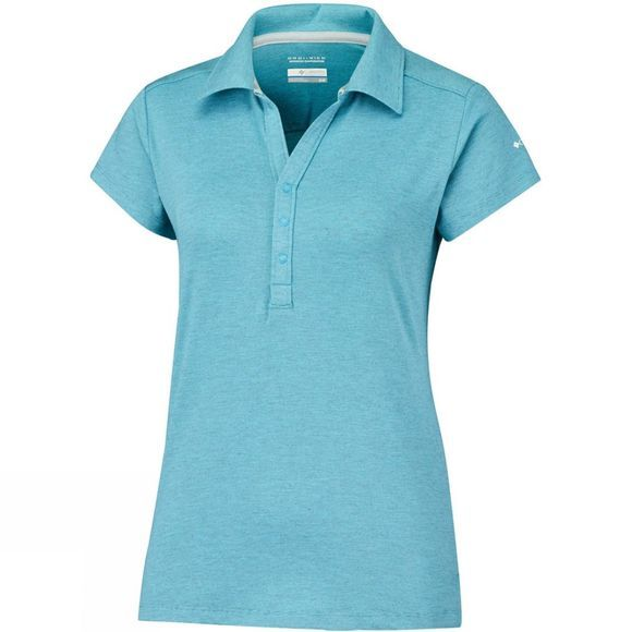 Womens Shadow Time Polo
