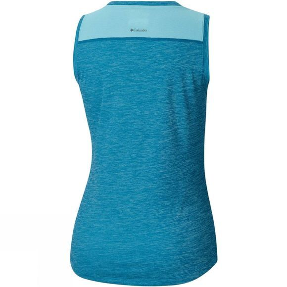 Columbia Womens Summer Ease Sleeveless Shirt Nocturnal