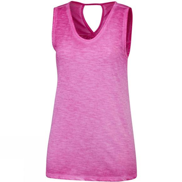 Columbia Womens Elevated Tank Haute Pink