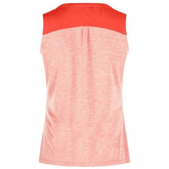 Berghaus Womens Voyager Vest Volcano Marl / Hot Coral