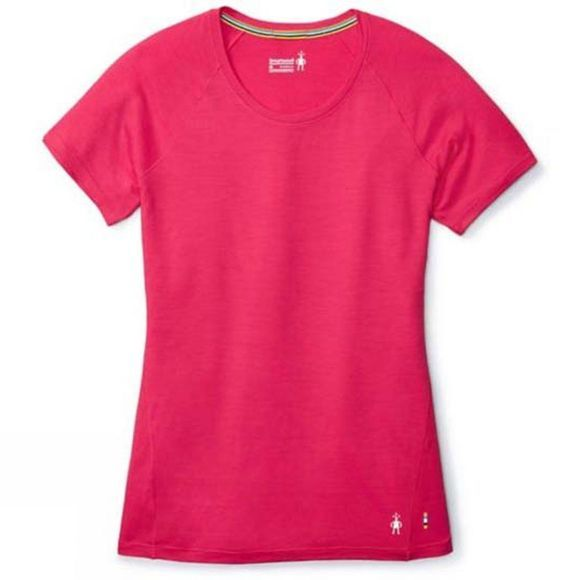 Womens Merino 150 Baselayer Pattern Short Sleeve