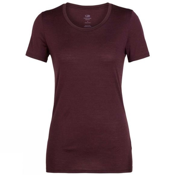 Tech Lite Short Sleeve Low Crewe Top