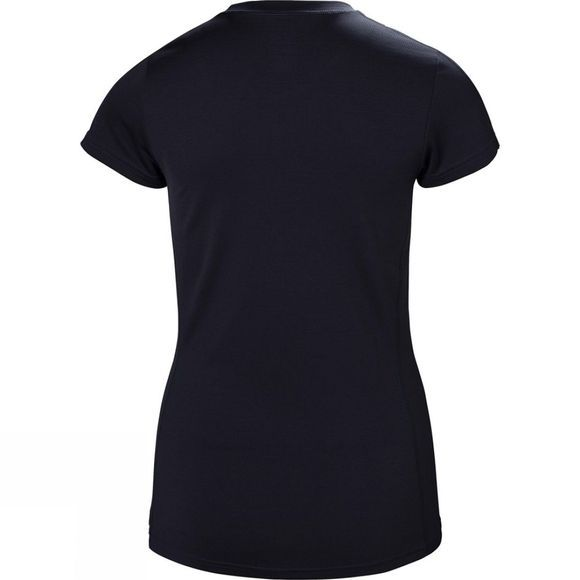 Helly Hansen Women's HH LIFA Active Light SS Tee GRAPHITE BLUE