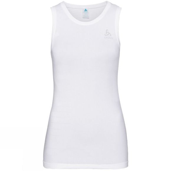 Odlo Womens Performance Light Base Layer Singlet White