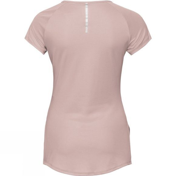 Odlo Womens Ceramicool T-Shirt  Sepia Rose