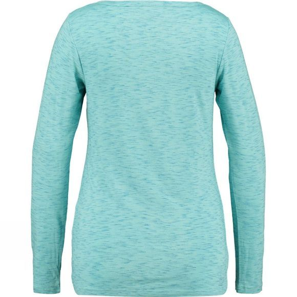 Ayacucho Women's Dragonfly Long Sleeve T-Shirt Ice Melange