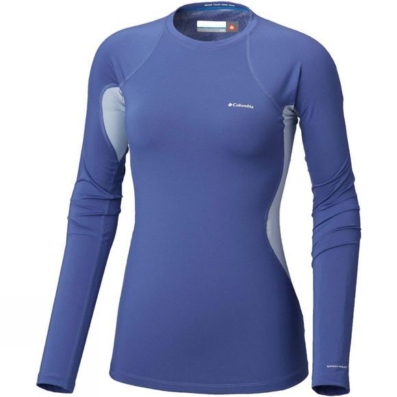 Womens Midweight Stretch Long Sleeve Tee
