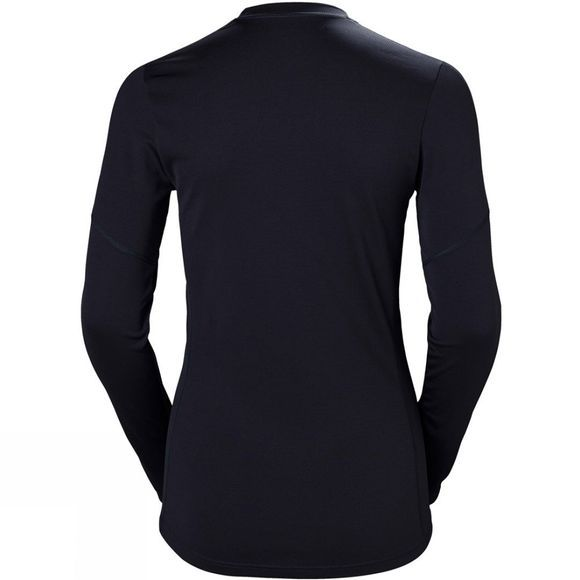 Helly Hansen Womens HH LIFA Active Light Long Sleeve Tee GRAPHITE BLUE