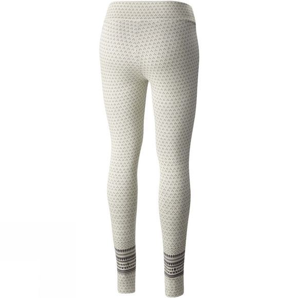 Womens Aspen Lodge Jacquard Leggings