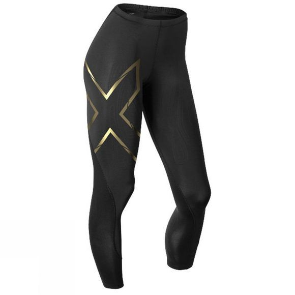 2XU Womens Elite MCS Thermal Compression Tight Black