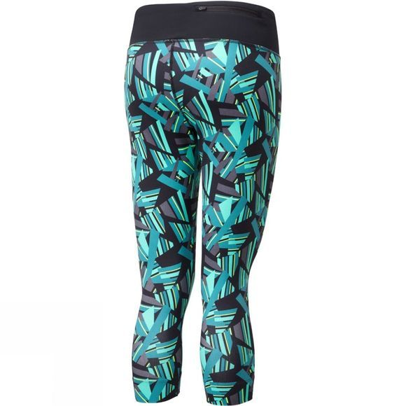 Ronhill Womens Momentum Crop Tights Jade 1990