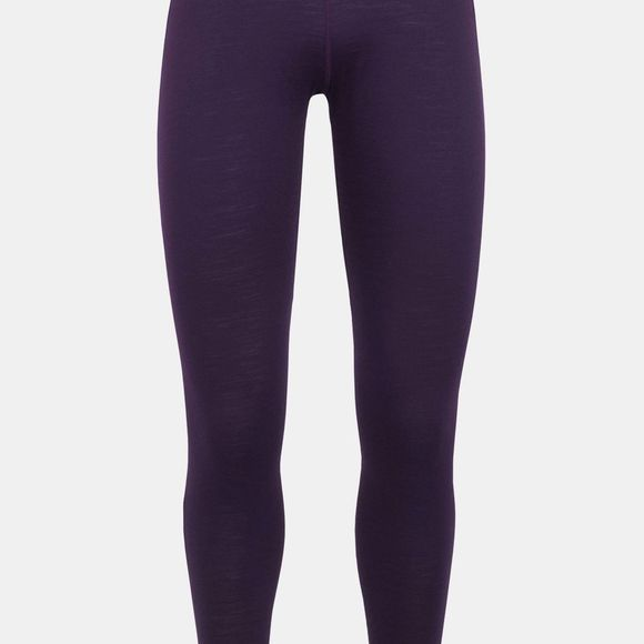 Icebreaker Womens Everyday Legging Tights Lotus