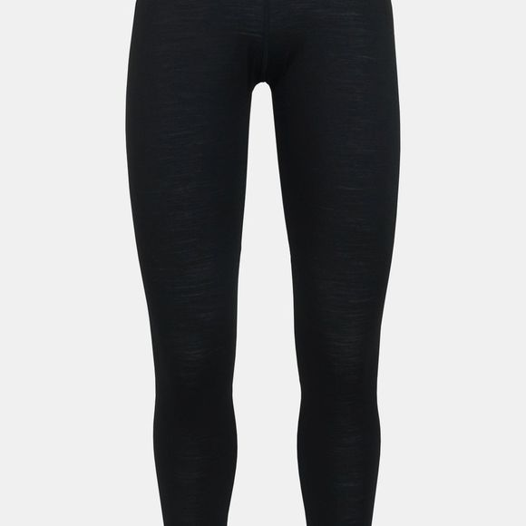 Icebreaker Womens 150 Zone Leggings Black/Mineral