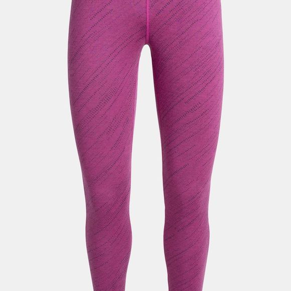 Icebreaker Womens 250 Vertex Leggings Amore