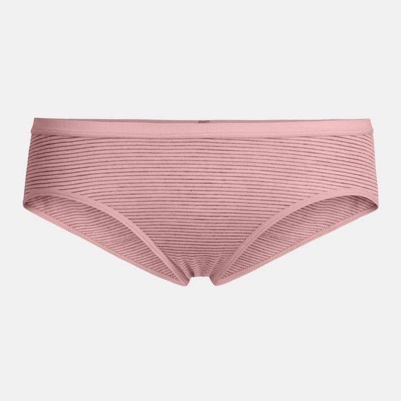 Icebreaker Womens Siren Hipkini Briefs Wood Rose