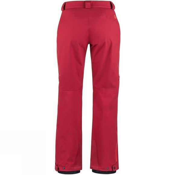 Marmot Womens Durand Pants Sienna Red
