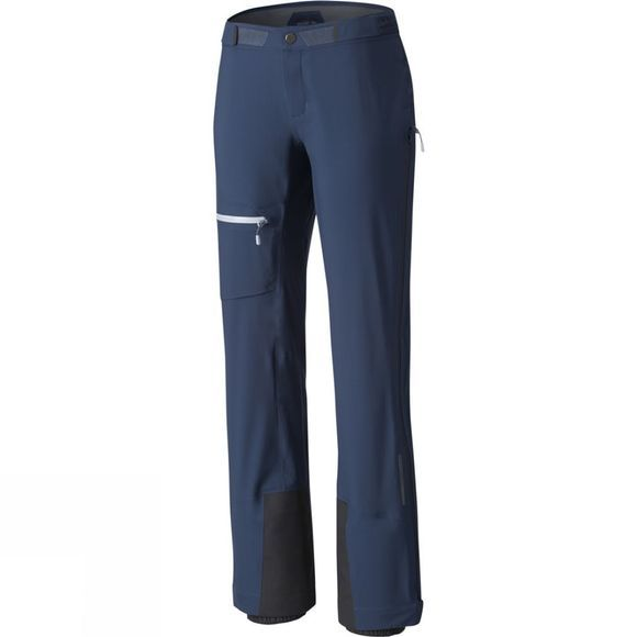 Mountain Hardwear Womens Superforma Pants Zinc