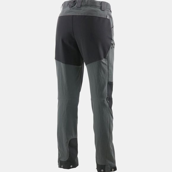 Haglofs Womens Rugged Mountain Pant Magnetite/True Black