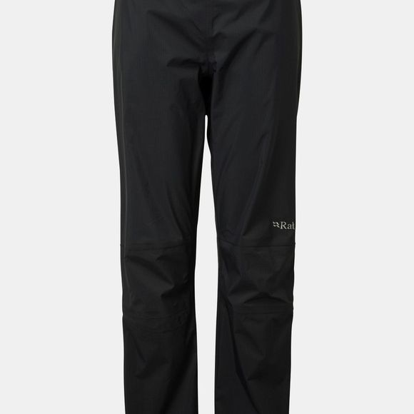 Rab Womens Downpour Plus Pant Black