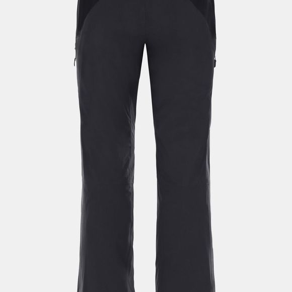The North Face Women's Impendor 2.5L Pant Weathered Black/Tnf Black