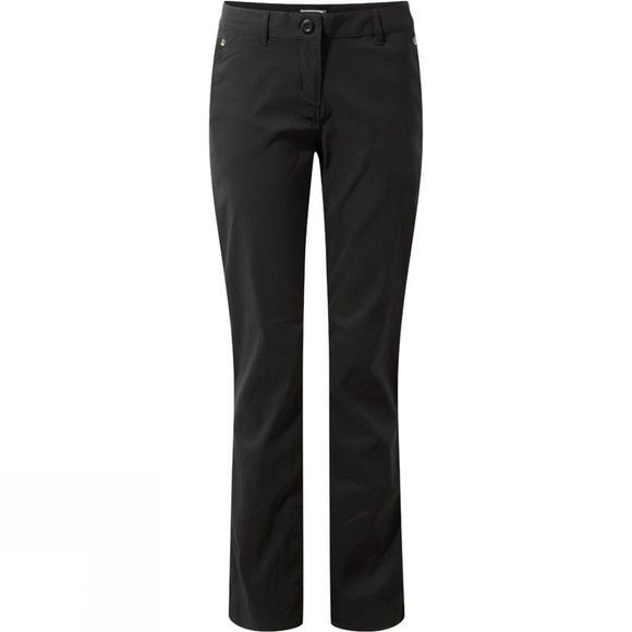 Craghoppers Womens Kiwi Pro Stretch Trousers Black
