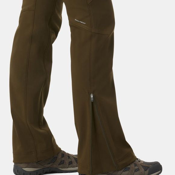 Columbia Womens Back Beauty Passo Alto Heat Pants Olive Green