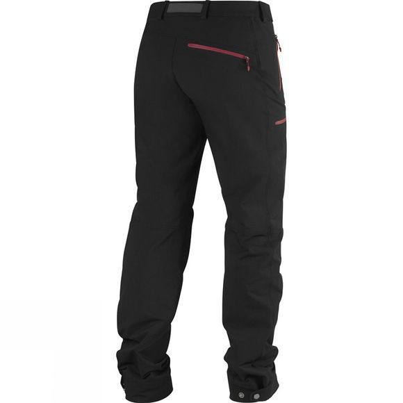Haglofs Womens Breccia Pants True Black/Bigarreau