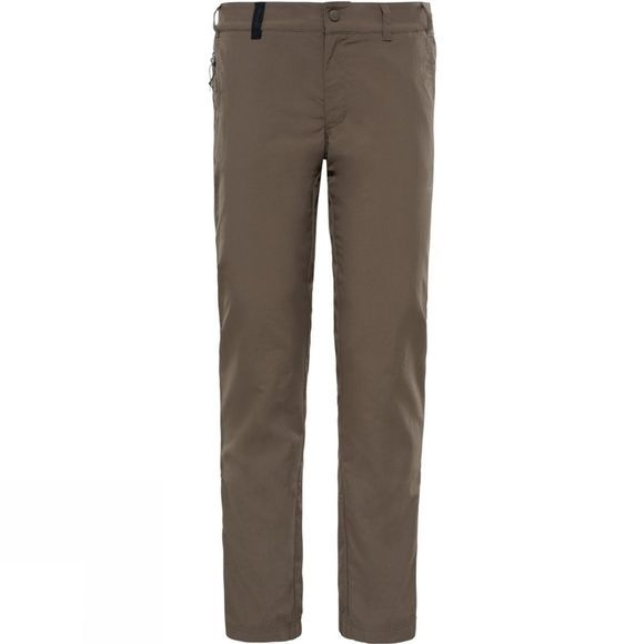 The North Face Womens Tanken Pant Weimaraner Brown