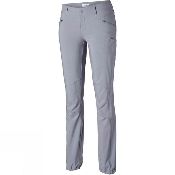 Columbia Womens Peak to Point Pants Tradewinds Grey