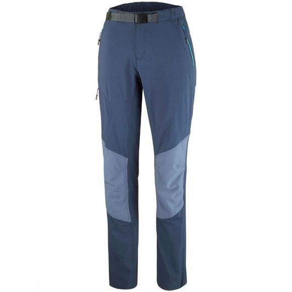 Columbia Womens Titan Trail Pants Nocturnal