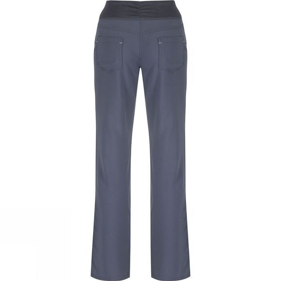 Regatta Womens Zarine Trousers Seal Grey