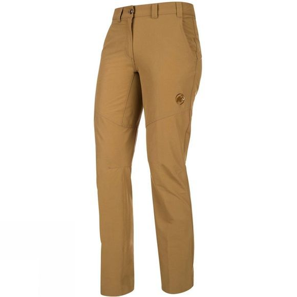 Mammut Womens Hiking Pants Sand
