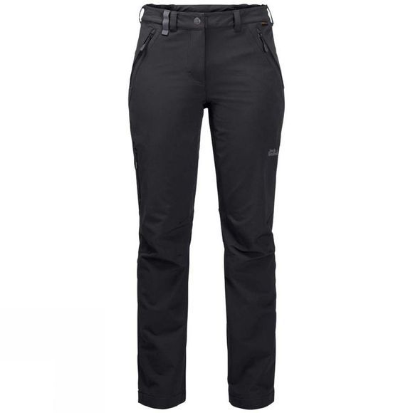 Jack Wolfskin Womens Activate XT Trousers Black