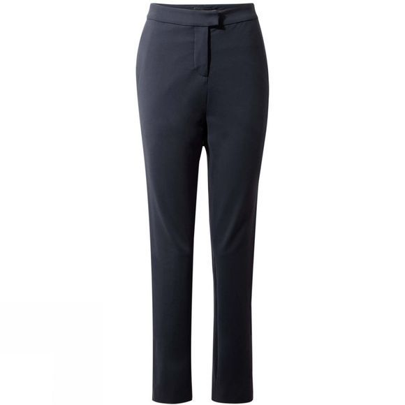 Craghoppers Womens NosiLife St Clair Trousers Midnight Blue