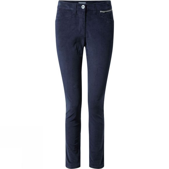 Craghoppers Womens Ester Trousers Dark Navy