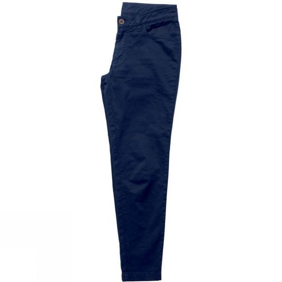 Womens 5 Pocket Twill Trousers