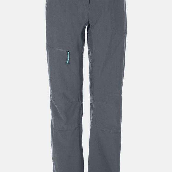 Rab Womens Helix Pants Graphene