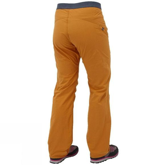 Mountain Equipment Womens Inception Pants Pumpkin Spice