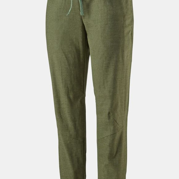 Patagonia Womens Hampi Rock Pants Camp Green