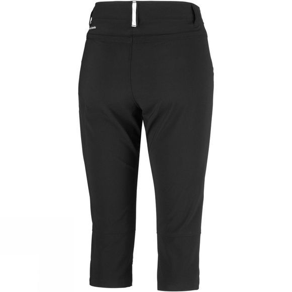 Womens Peak to Point Capri Trousers