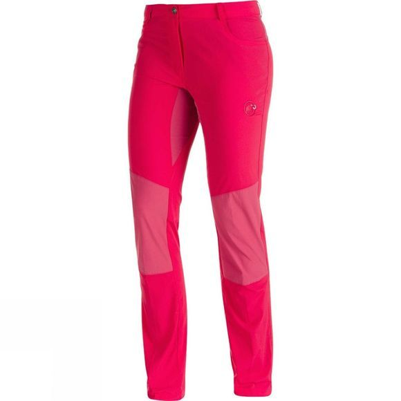 Mammut Womens Runbold Light Pants Barberry