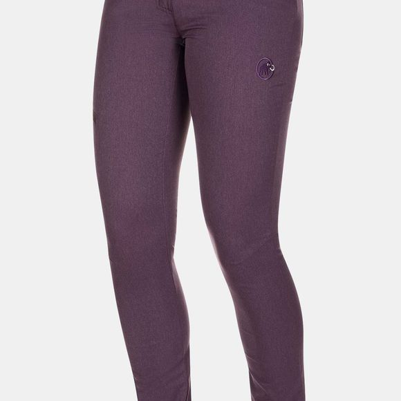 Mammut Womens Massone Pants Galaxy Melange